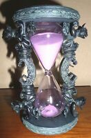 Disney Parks Haunted Mansion Gargoyle Hour Glass NEW