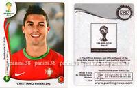 "RARE !! CRISTIANO RONALDO Sticker ""WORLD CUP BRASIL 2014"" Panini"