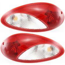 Set of 2 Tail Light For 2006-2009 Chrysler PT Cruiser LH & RH w/ Bulb(s)