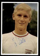 Helmut Schmidt Autogrammkarte Bayern München Spieler 60er Jahre Original Sign