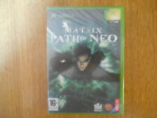 The Matrix Path Of Neo / Jeu XBOX / Neuf sous blister