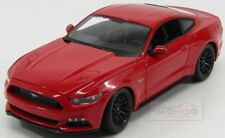 Ford Usa Mustang Coupe 5.0 Gt 2015 Red Maisto 1:18 MI31197R