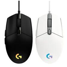 Logitech G102 LIGHTSYNC Gaming Mouse 8000DPI Adjustable RGB Backlight 6