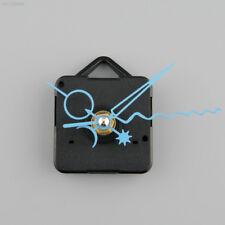 Clock Quartz Movement Blue Hand Hands DIY Replacement Part Repair Kit