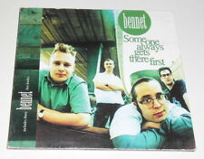 BENNET - SOMEONE ALWAYS GETS THERE FIRST - 1997 UK 4 TRACK CD SINGLE IN DIGIPAK