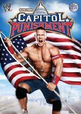 WWE - Capitol Punishment 2011 (DVD, 2011) - Region 4