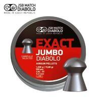 JSB Exact Jumbo Diabolo .22 5.52 Air Rifle Pellets Air Gun Ammo Tins of 500