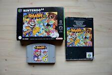 N64-Super Smash Bros. - (OVP, con instrucciones)