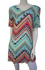 New Ladies Eversun Tunic Long Top Blouse T Shirt Womens Summer Sizes 10-20