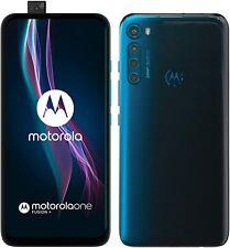 Motorola Moto One Fusion Plus 128GB 6GB 64MP Google Playstore Twilight Blue
