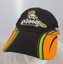 Go Daddy Nascar 5 hendrick  cap hat adjustable