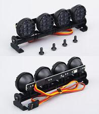 Fashion 5 Modes Multi-Function Spotlight Light Bar For RC 1/10 1/8 Model Car 07