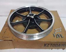 NOS KAWASAKI KZ1000 Z1000 Z1R Z1-R MKII - REAR SOLID WHEEL ASSY RIM 41073-1035
