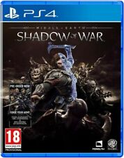 Middle-Earth Shadow of War pour PS4 (NEW & SEALED)