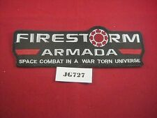 Spartan Games Firestorm Armada Velcro Patch ref JG727