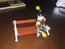 Playmobil clochard hobo tramp belle époque maison 1900 5300 5305 5504 5508