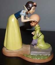 WDCC SNOW WHITE AND THE SEVEN DWARFS DOPEY SWEET SEND OFF WALT DISNEY FIGURINE