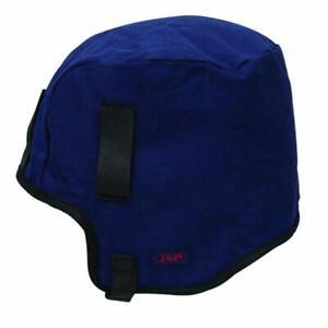 Safety Helmet Winter Cold Weather Flame Retardant Navy fleece liner
