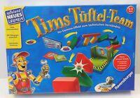 Tims Tüftel-Team - Brettspiel Ravensburger - NEU NEW