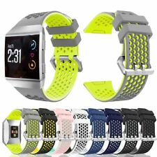 For Fitbit Ionic Strap Silicone Sports Fitness Replacement Wrist Band