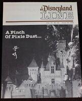 Disneyland 1983 Tinker Bell Flights Return Over Fantasyland Disney Cast News