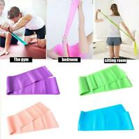 Sport Yoga Tension Fitness Equipment Band Elastic Rubber Loop Muscle Training