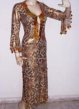 New Belly dance Egyptian Baladi Saidi Galabeya Dancing Dress Costume #S126
