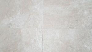 Oman Beige Honed Marble natural  stone wall + floor tile - tile Sample