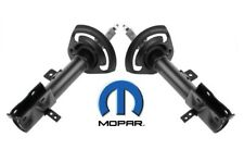 SET OF 2 MOPAR FRONT SHOCK ABSORBERS FOR DODGE CALIBER 2007-2013