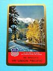 Union Pacific Railroad Rocky Mountain National Park Single Swap Playing Card