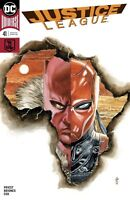 JUSTICE LEAGUE #41 DC COMICS COVER B  VARIANT 1ST PRINT