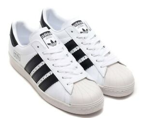 Adidas Superstar 80s 80 CG6496 mens men leather shoes trainers white black