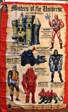 He-Man Flag 3x5 Masters of the Universe Mini-Comic Banner Character Toy Room