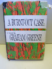 1961- A Burnt-Out Case- by Graham Greene- HC/DJ