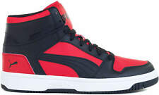 PUMA Rebound LayUp SL Men's Sneakers Basketball Shoes Red-Black 36957312