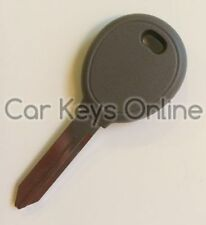 Transponder Key for Chrysler PT Cruiser, Grand Voyager, Neon - Cut to Your Car