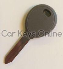 Transponder Key for Chrysler 300, PT Cruiser, Grand Voyager - Cut to Your Car