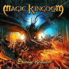 MAGIC KINGDOM - SAVAGE REQUIEM (DIGIPAK)  CD NEUF