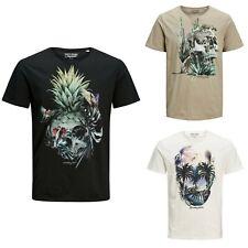 JACK&JONES Hombre Camiseta Top Polo TS slim fit 23060