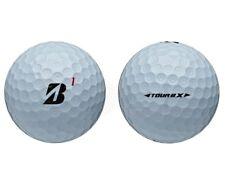 60 Bridgestone Tour B X Near Mint Aaaa Used Golf Balls