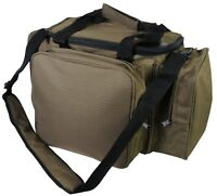 24 Ltr Carp Course Fishing Day Tackle Bag Holdall Carryall Travel - 207