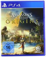 Assassin's Creed Origins PlayStation 4 PS4 NEU OVP