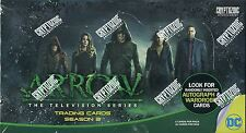 Arrow Season 3 Factory Sealed Hobby Box 24 Packs