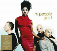 M People - Gold [New & Sealed] 3CD - Best OF - Greatest Hits - Gift Idea -