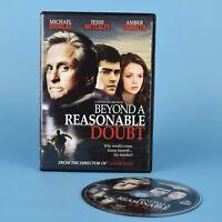 Beyond a Reasonable Doubt DVD - GUARANTEED