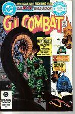 DC G.I. Combat #262 '84 W: Kanigher, Kashdan A: S. Glanzman, E.R. Cruz, V. Catan