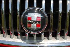Nash Healey Grille Emblem