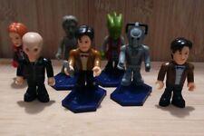 Doctor Who Character Building Mini Figures Amy Doctor Silence Angel Cybermen etc