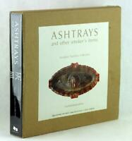 Ashtrays and Other Smoker's Items Yozaburo Tsuchiya Collection Catalog HC w/DJ