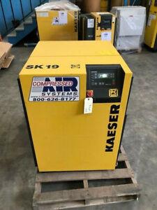 Kaeser SK19 1048 Air Compressor